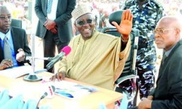 Nyako's sack: Al-Makura runs to Jonathan to stave off his own impeachment