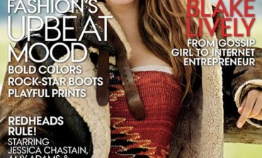 Blake Lively Is The Cover Girl For The August 2014 Issue Of Vogue- Tagged From 'Gossip Girl To Internet Entrepreneur'