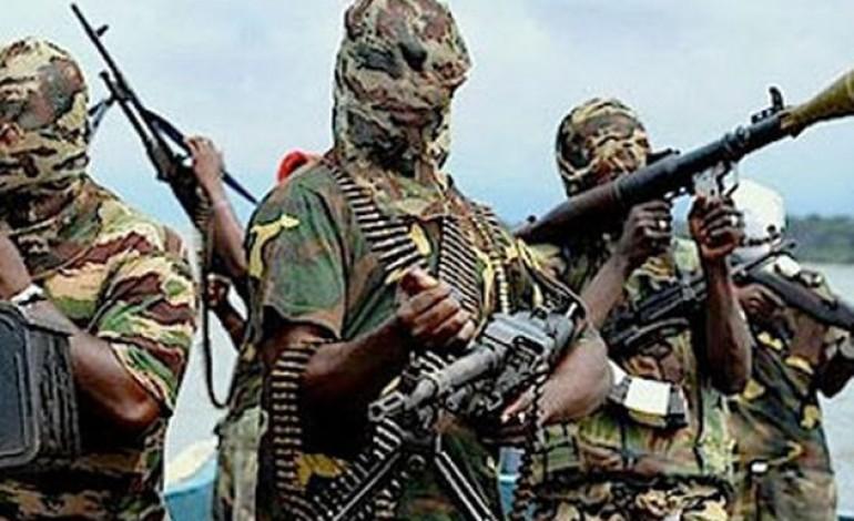 Video of Boko Haram Members Decapitating Nigerian Air Force Officer Surfaces (VDA)