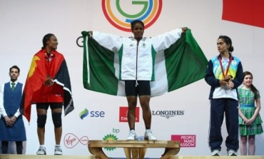 Nigeria wins first gold in Glasgow