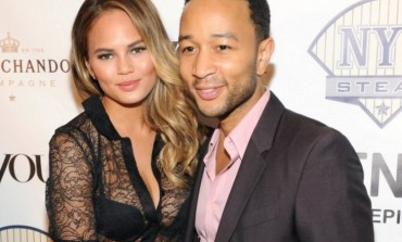 Chrissy Teigen Wows In See-Through Top see Pictures