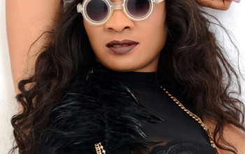 D'Lyte Goes For The Gothic Look In New Photos + Lyrics To Her Latest Single