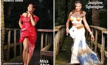 Check Out TheMBGN 2014 Finalists In Their Traditional Attires