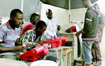 So Nigerian Youths Now Take To Gambling For Survival