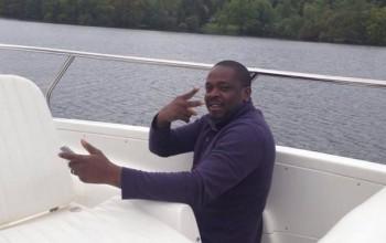 Happy Belated Birthday To Dapo Akinola!