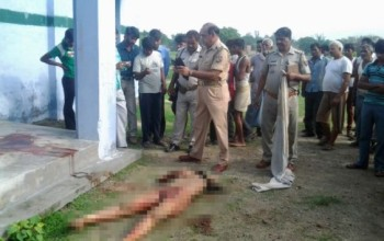 Indian Teen Girl Gang Raped, Murdered And Dumped On School Steps