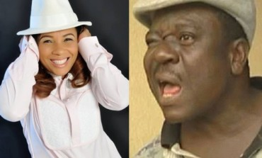 "LoL!""Ibinabo is a Small Girl"" – Mr Ibu Hits Back at AGN President"
