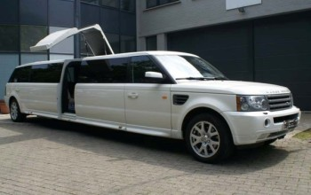 More Luxury! Island Limousine adds Custom Made Range Rover & Hummer Limos to its Fleet