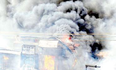 Bad News: Explosion Rocks Kaduna Today