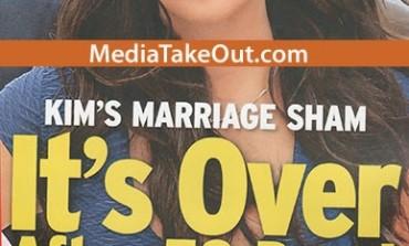 oooooOMG!! Kanye West leaves Kim K after just 58 days of marriage! Lol