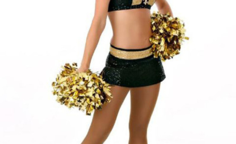 40 Year Old U.S Mother of Two Becomes Cheerleader for New Orleans Saints
