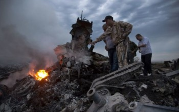 """We Have Just Shot Down a Plane"": Pro-Russian Separatists' Alleged Phone Conversations on Malaysia Airlines Flight MH17 Crash"