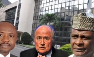 President Jonathan, Minister meet over FIFA ban
