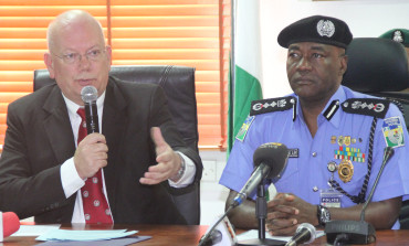 Nigeria Police to be Trained by US Department of States Bureau for International Narcotics & Law Enforcement