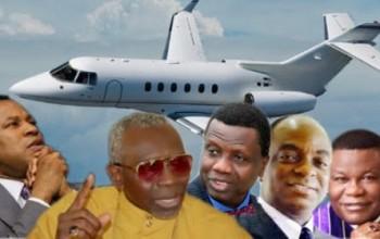 Wealthy Nigerians splash N34.9b annually on maintenance of jets