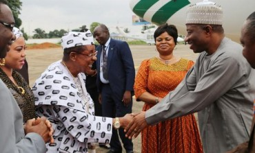 Pres. Jonathan: 2015 Elections Will Surprise the World