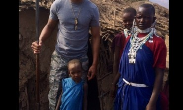 "E! News' Terrence Jenkins visits Tanzania to ""Give Back, Learn New Cultures & Marvel at God's Work"""