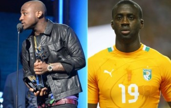 Davido, Yaya Toure, Mark Essien are The Future Africa Awards 2014 Nominees | See Full List