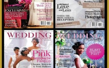 Celebrate with Wedding Planner Magazine at their New Look Unveil & 9th Anniversary in Lagos!