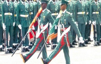 Army getting new weapons to combat B' Haram – Army Chief