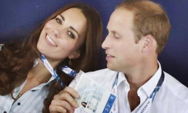 WoW! Prince William and Kate Middleton put on rare PDA at CW Games