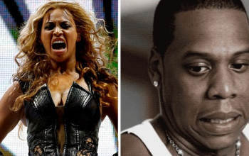 See how Beyonce humiliates Jay Z (Look)