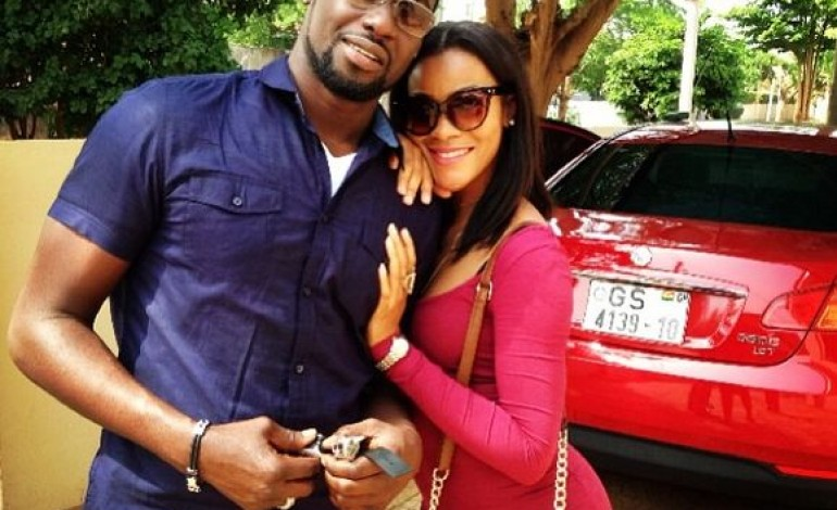 Chris Attoh And Damilola Adegbite Are Married Already?