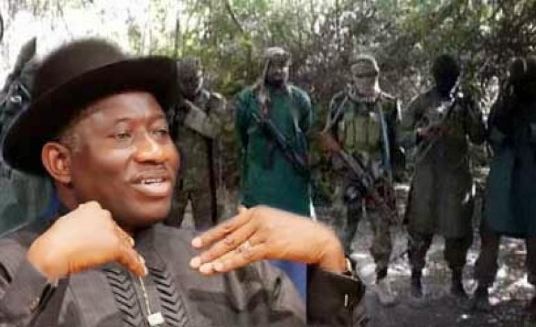 President Jonathan seeks $1billion loan to fight Boko Haram