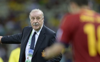 Sticking with Vincente: Spain set to retain Del Bosque as manager