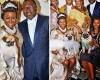 Living Large! Femi Otedola's Wow Dinner For Daughter DJ Cuppy On Her Birthday/Graduation - Pics.