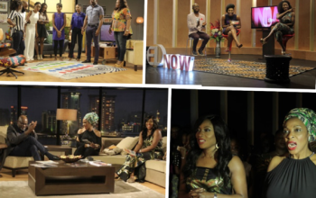 """Lots Pictures: EbonyLife TV celebrates first anniversary with Live and Interactive Pop-Up Programme activations tagged """"THE STUDIO EXPERIENCE"""""""