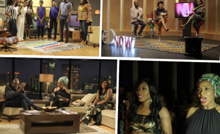 "Lots Pictures: EbonyLife TV celebrates first anniversary with Live and Interactive Pop-Up Programme activations tagged ""THE STUDIO EXPERIENCE"""