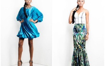 Niquara's Couture Debut Collection