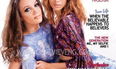 Video: Take A Peek Into The Edewor Twins' Genevieve Magazine Cover Shoot With Ndani Tv