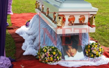 Delta State Weeps As Kefee Is Laid To Rest (PHOTOS)