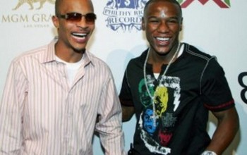Money Does All Things: Floyd Mayweather Jr. Confirms He Had Sex With T.I's Wife, Tiny [VIDEO]