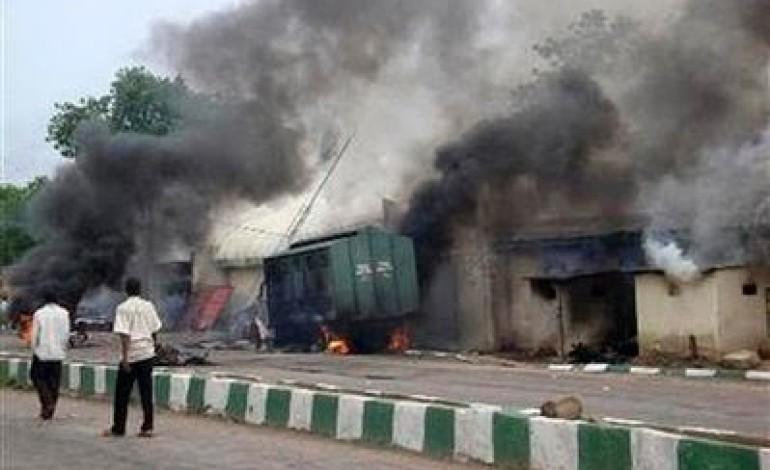 Many killed, churches, houses razed as Boko Haram invades Borno