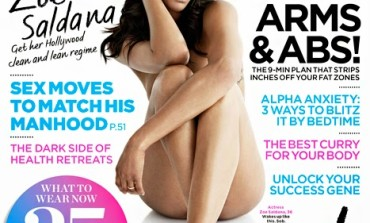 Zoe Saldana poses nude for Women's Health mag, See PICS