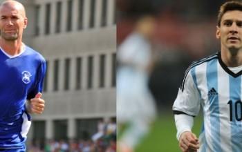 Lionel Messi, Zinedine Zidane, Roberto Baggio & More to Participate in Vatican-Sponsored Charity Match