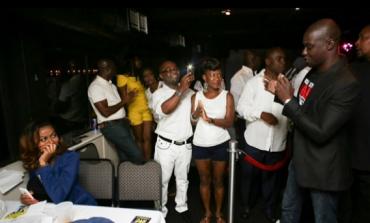 WoW! So Romantic: Pics from Chris Attoh's proposal to Damilola Adegbite