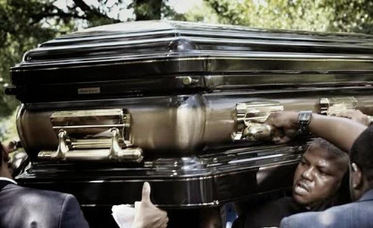 This Is Very Sad Photos: Slain Ferguson teen, Michael Brown buried amidst tears
