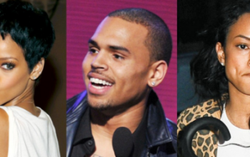 Wow! Rihanna rejects Chris Brown after break up with Karrueche Tran?