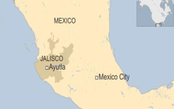 Mayor of Mexican town shot dead