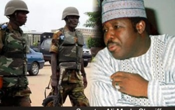 You Need to Listening to This: President Jonathan's Boko Haram Negotiator Implicates SAS, General Ihejirika As Terrorists Sponsors