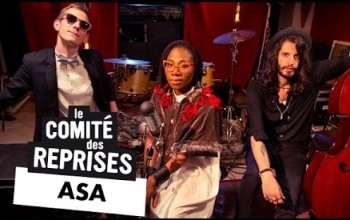 """LoVely Song New VIDEO By Asa Performs """"Dead Again"""" For Comité Des Reprises"""
