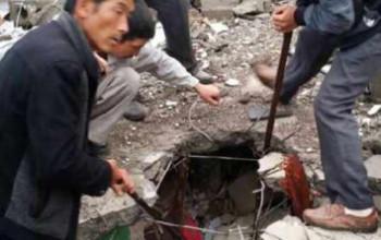 367 Killed in China Earthquake