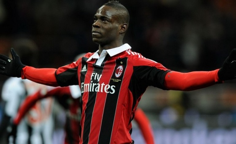 Balotelli confirms move to Liverpool (Reports)