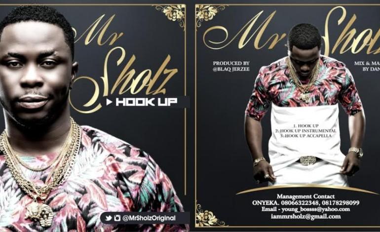 VIDEO: Mr Sholz – Hook Up