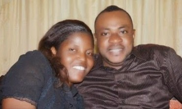 See The Popular Actor Odunlade Adekola Beating His Wife? Hear Her