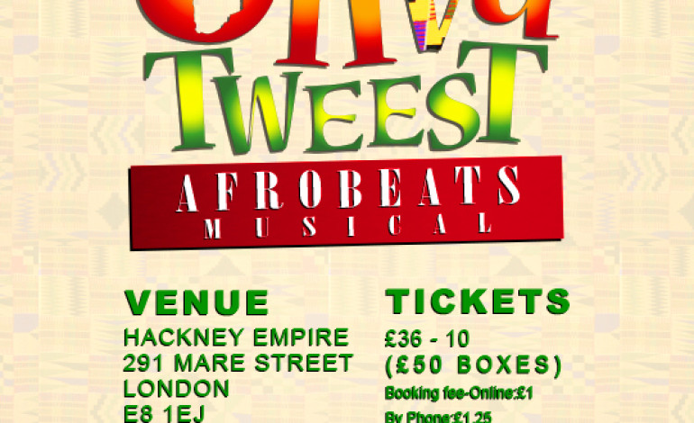 D'Banj Inspired Afrobeats Musical 'Oliva Tweest' Returns To London